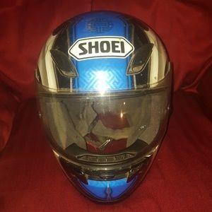 Used Shoei Rumpus Tc-2 helmet